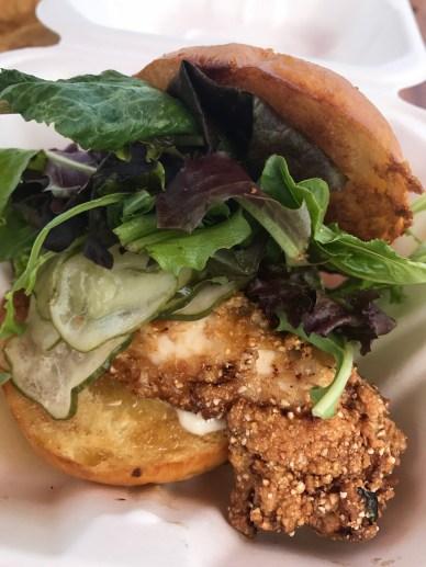 Buttermilk Fried Chicken Sandwich