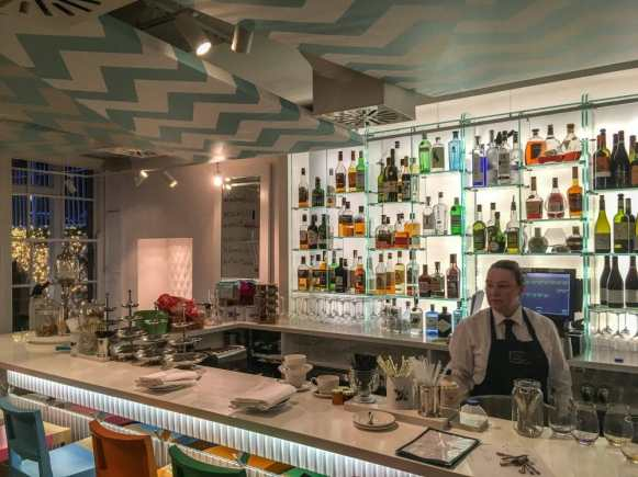 Urchin Bar at Cliff Townhouse