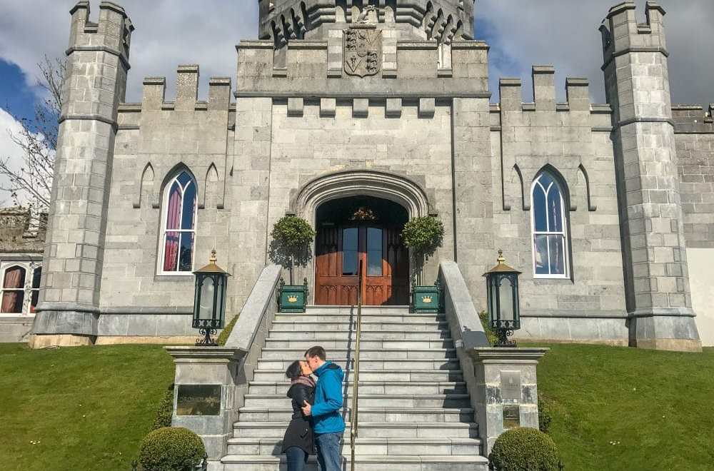 An Irish Fairytale at Dromoland Castle