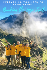 Booking the Inca trail is not an easy task. There are at least 180 trekking companies to choose from. Our guide has everything you need to know about booking the Inca trail. Including the amazing tour company we booked with and recommend. #IncaTrail #MachuPicchu #Hiking #Guide