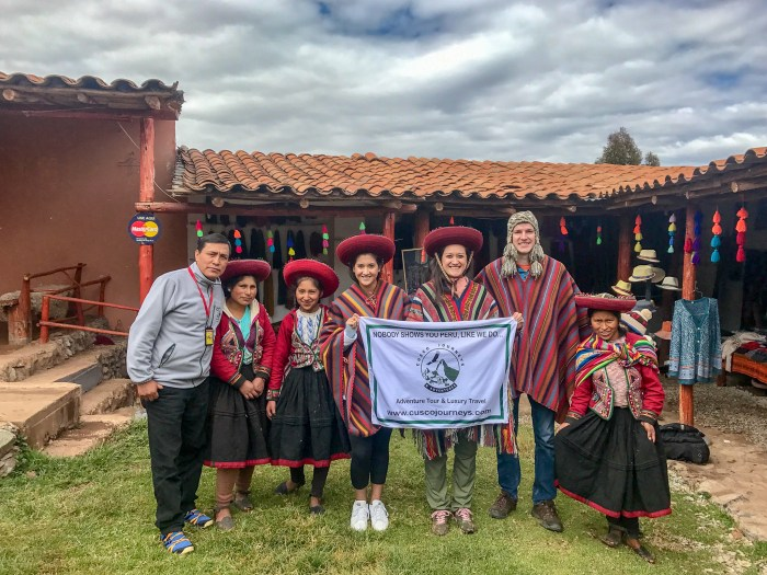The best Sacred Valley private tour - Cusco Journeys & Adventures!