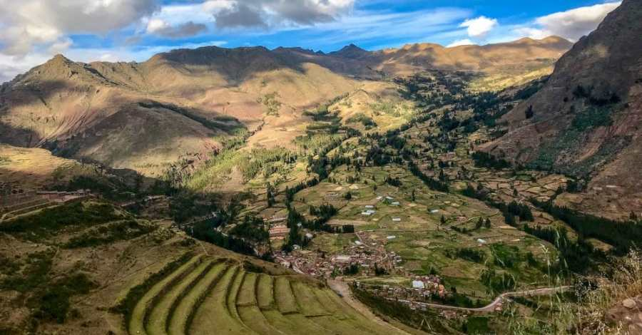 One of the best things to see in the Sacred Valley - Pisac, Peru