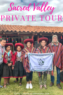 The best Sacred Valley private tour. #SacredValley #Peru #Cusco #PrivateTour