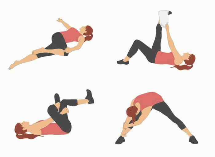 Stretching is the number one thing to relief and prevent back when traveling. I know from first hand experience four of the best stretches that can help anyone with chronic lower back pain.