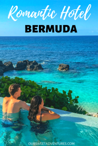 Thinking about gazing into turquoise blue water from an infinity pool? Then you should book a romantic getaway to The Reefs Resort & Club in Bermuda. It is the best hotel on the island for many reasons. One being this incredible infinity pool, delicious dining options, luxurious accommodations and excellent service.