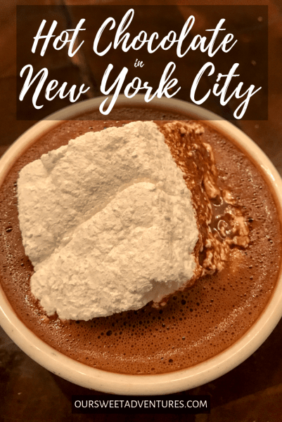 Hot Chocolate in NYC