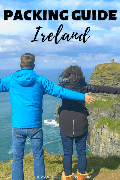 There is nothing worse than being unprepared for a trip. And in a country that is known to rain almost every day, you better make sure you pack the proper gear such as rain boots and jackets. So check out my Lucky Packing Guide for Ireland.