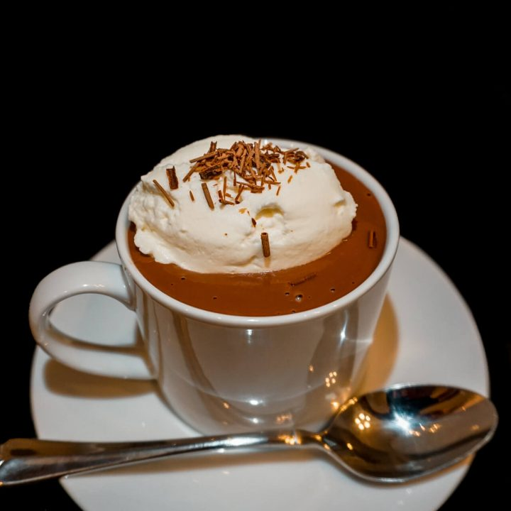 The Best Italian Hot Chocolate