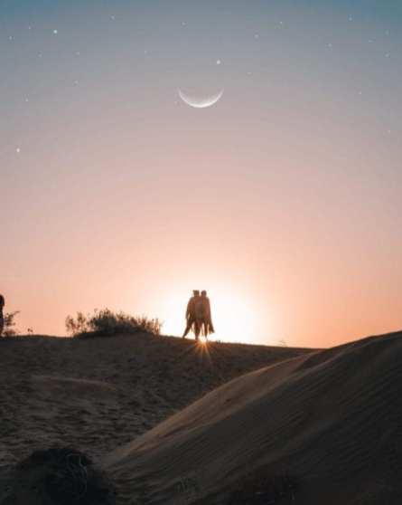 camel safari jaisalmer