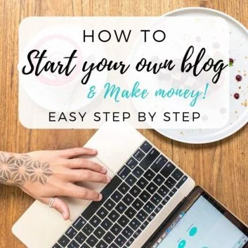 how to own a blog and make money