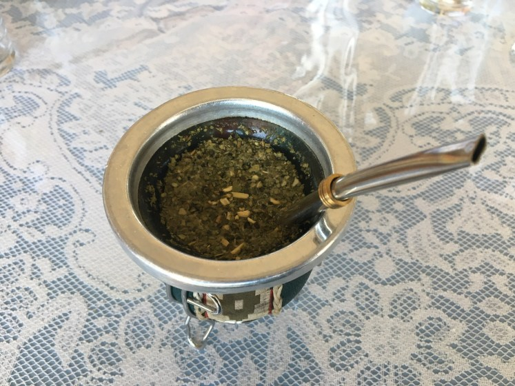 Mate is an important part of Argentinian Culture