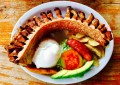 The beast that is Bandeja Paisa