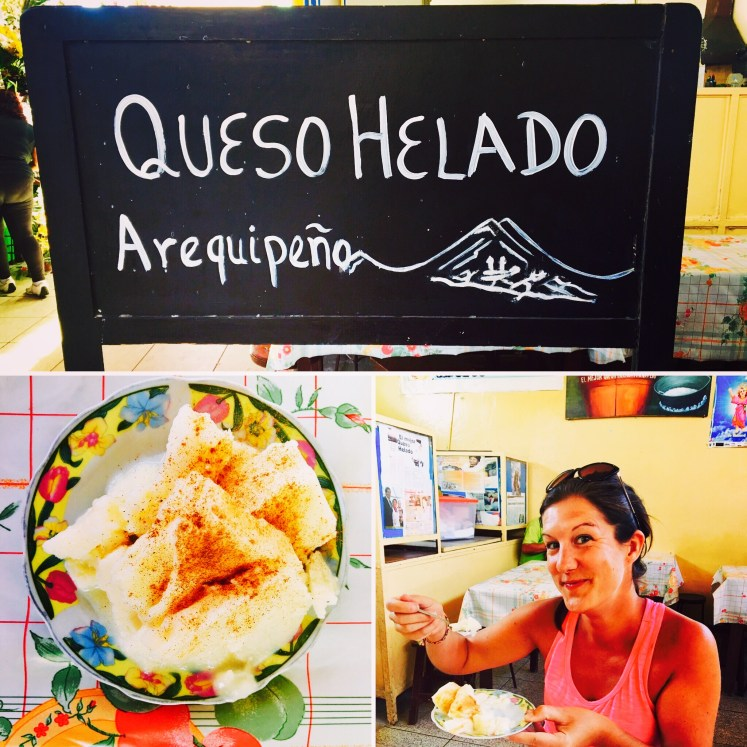 Queso Helado - delicious and NOT made of cheese!