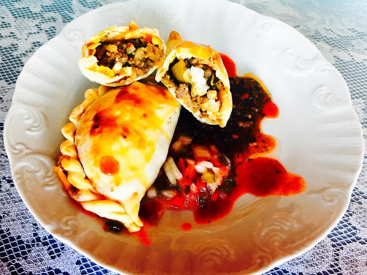 Homemade Empanadas are the best. Don't forget to check out our recipe!