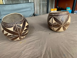 Bought these Totumas previously. Used as drinking cups.