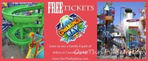 {Giveaway} Cowabunga Bay Tickets