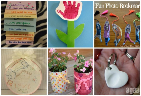 Crafts For Kids to do for Mother's Day