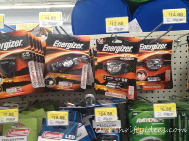 Energizer Headlight #LightMyWay Inside Nightgames