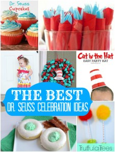 THE BEST Dr Seuss birthday celebration ideas