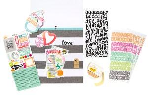 Amy Tangerine Plus One Kit