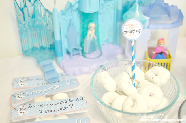 Frozen Movie Release With A Party Free Printables Our