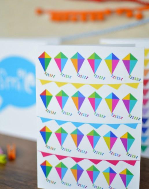 5×7 Printable Spring Cards