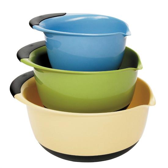 3 piece mixing bowl set
