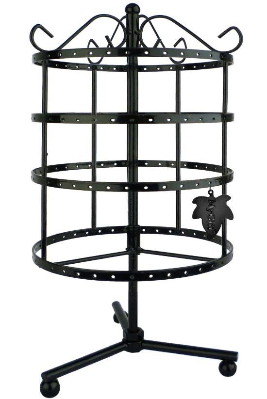 4 tier jewelry stand