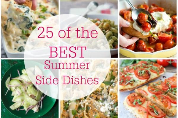 Amazing Summer Side Dish Recipes