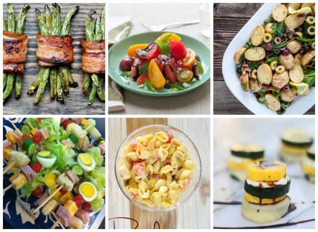 Summer side dish round-up