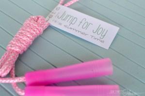Jumping for Joy – Summer Printable
