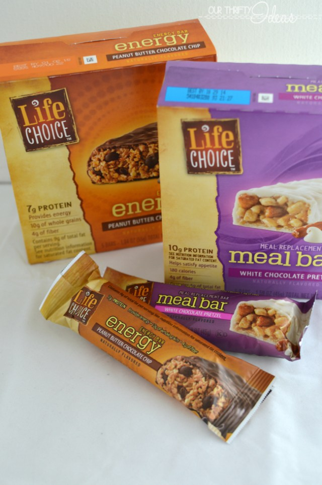 top 5 must have items for the gym, nutrition bar, Life Choice Bars