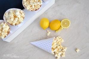 The best Lemon Popcorn recipe