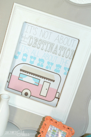 its not about the destination its all about the journey printable
