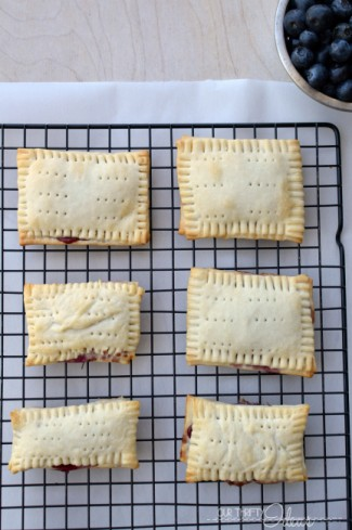 Homemade Poptarts - so quick and easy to make and they are amazingly yummy!!!