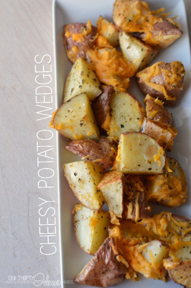These are the best side dish or finger food for your next football party!