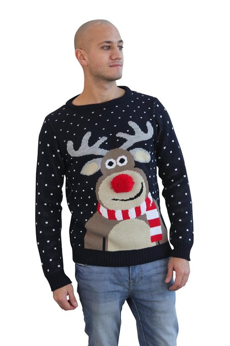Reindeer Ugly Sweater