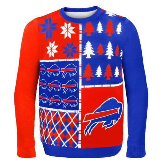 Buffalo Bills Ugly Christmas Sweater
