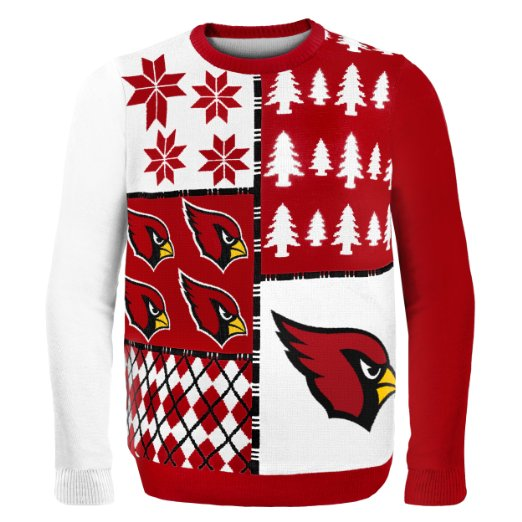 Cardinals Ugly Christmas Sweater