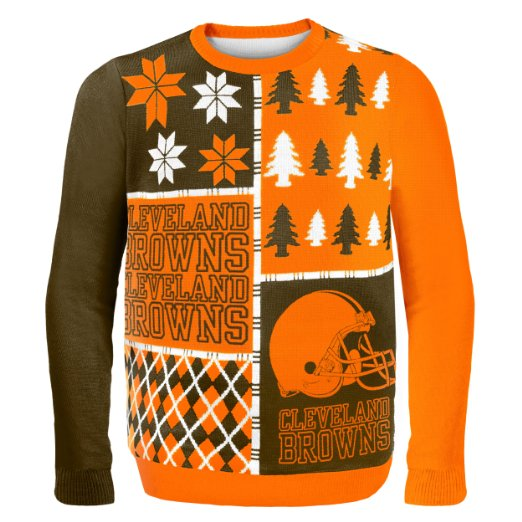 Cleveland Browns Ugly Christmas Sweater