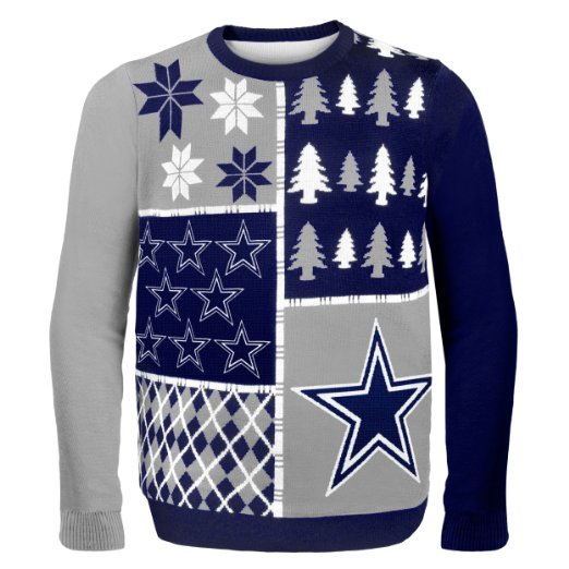 Cowboys Ugly Christmas Sweater