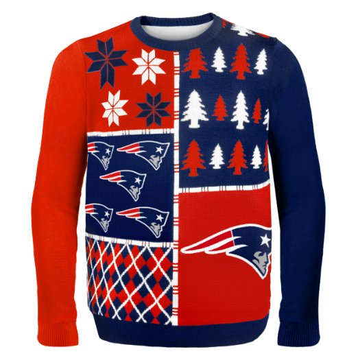 Patriots NFL Ugly Christmas Sweater
