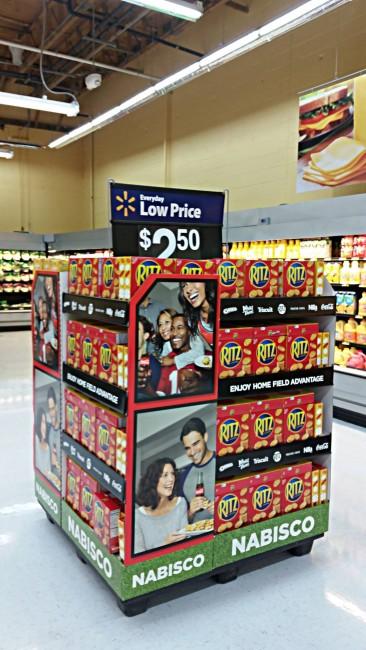 Crackers at Walmart