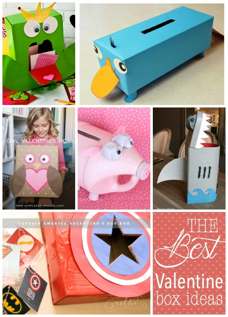 The Best Valentine Box Ideas