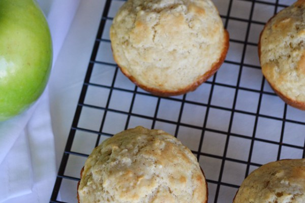 Apple Cinnamon Muffins and other breakfast ideas