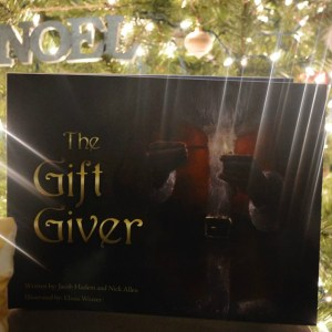 The Gift Giver Christmas Book