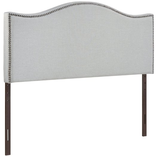 Grey nail head headboard for just $172