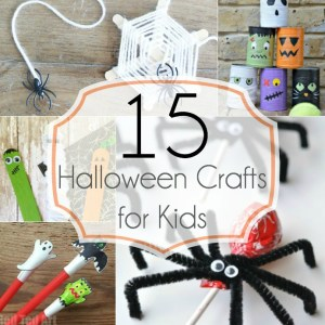 The Best Kids Halloween Crafts