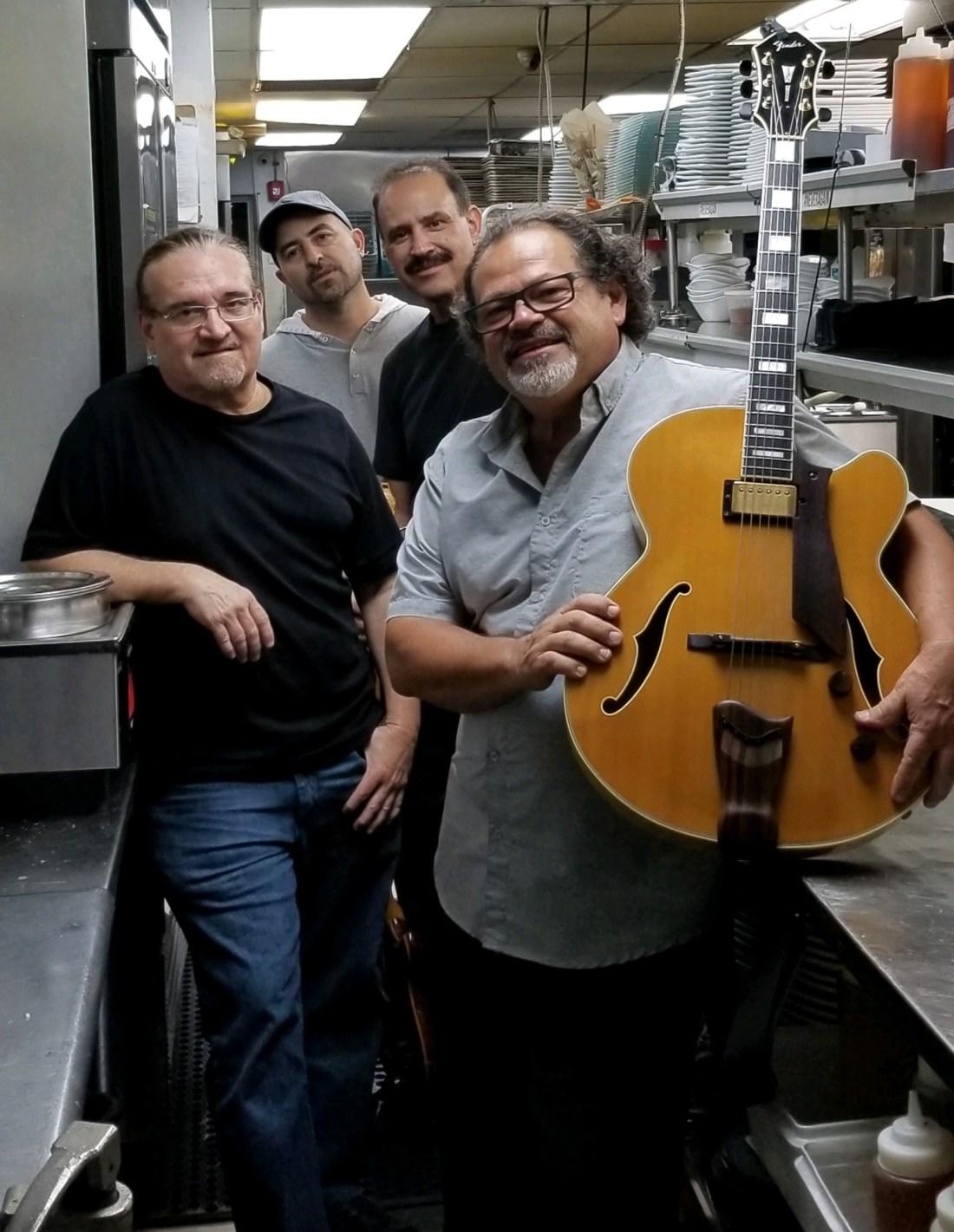 Jorge Garcia Quartet