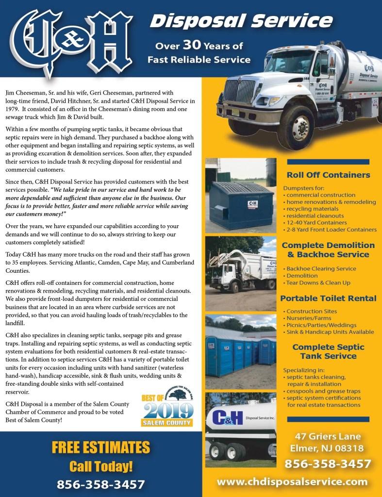 C&H Disposal